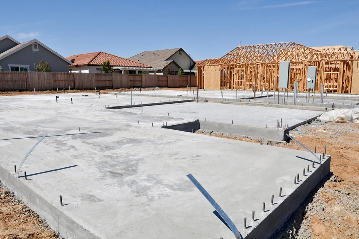 Neroda Excavating Ontario Canada Home Foundation - Neroda Construction - Windsor Excavating, Waterproofing & Concrete