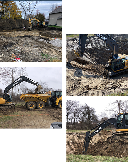 Aboust Us Images - Neroda Construction - Windsor Excavating, Waterproofing & Concrete